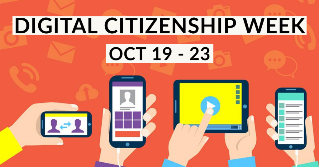 Digital Citizenship Week
