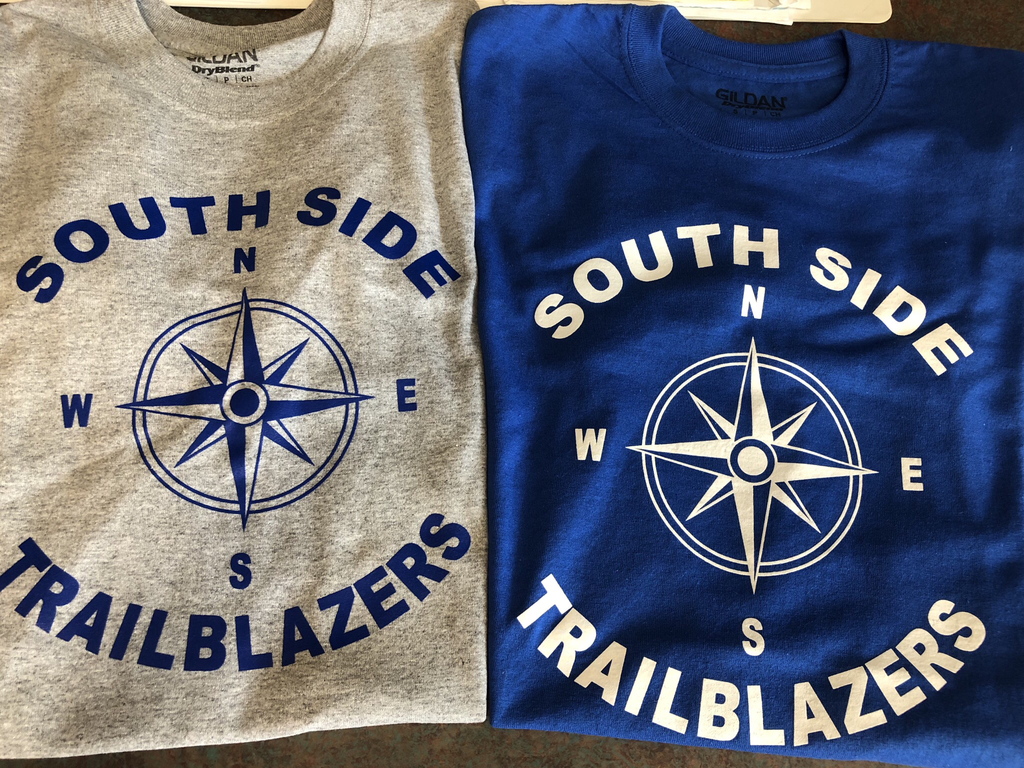 New Trailblazer shirts for 2019-20