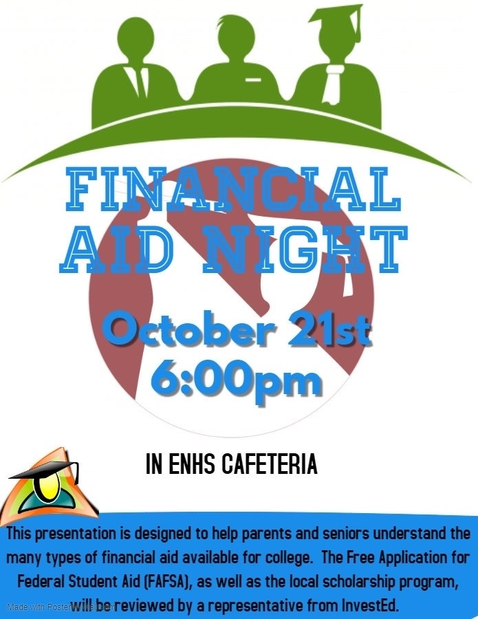 ENHS Financial Aid Night