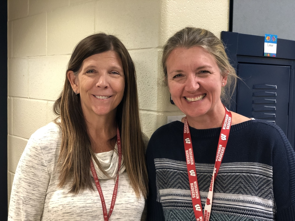 Second Grade teachers, Mrs. Bollman and Mrs.  Jackson