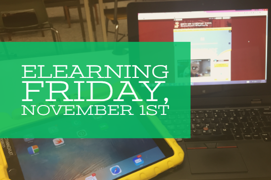 eLearning Friday, November 1st