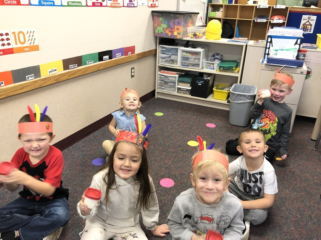 Preschool Thanksgiving Feast