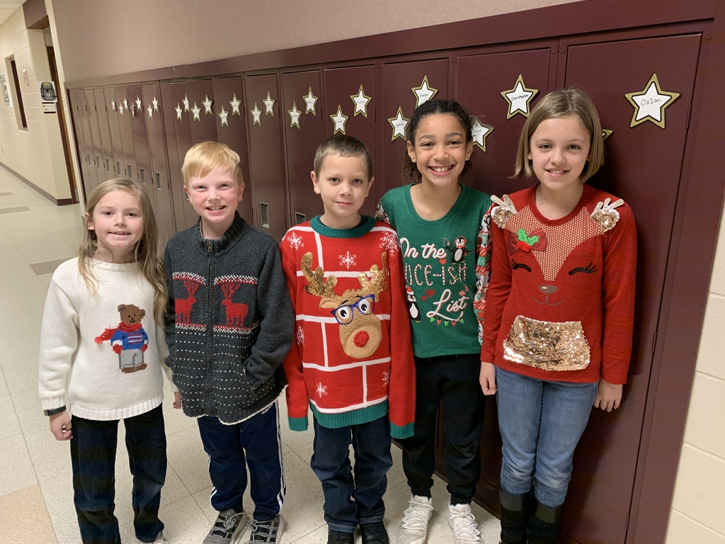 Ugly sweaters day