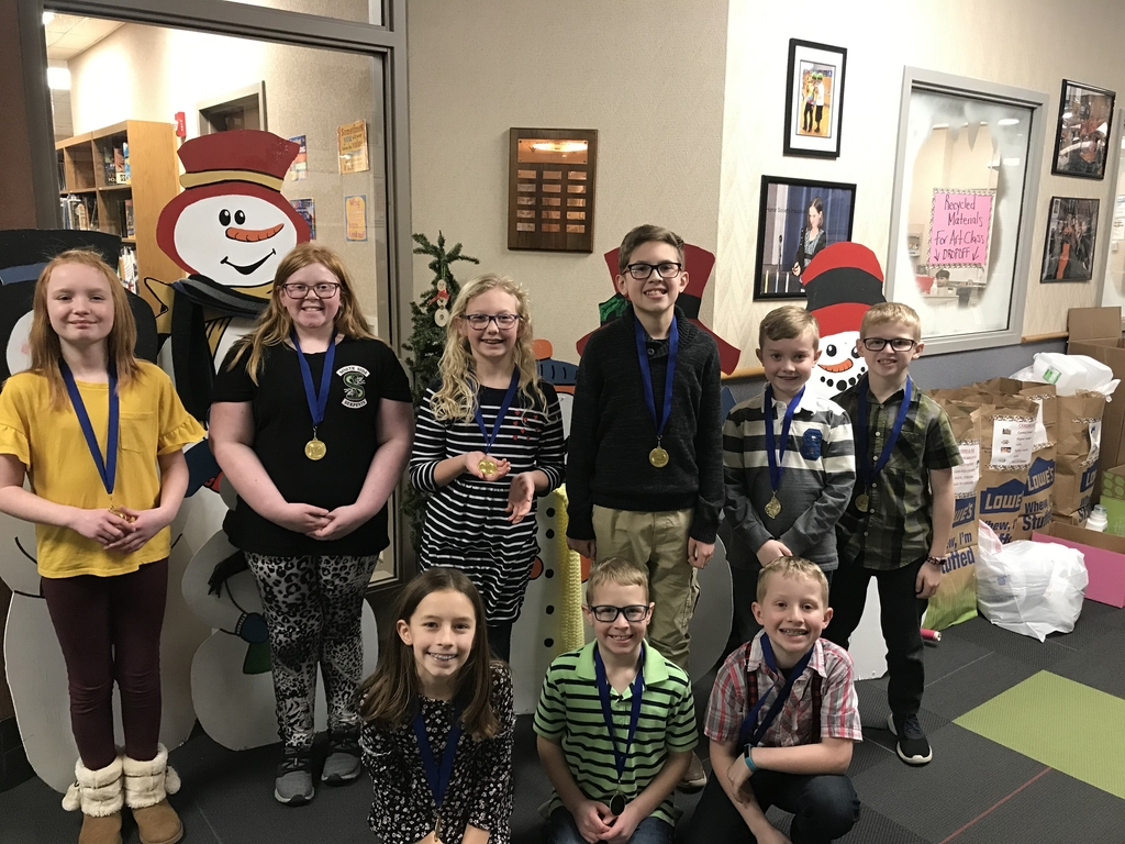 Science Fair participants