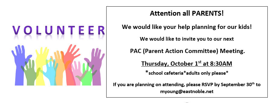 Join our PAC committee